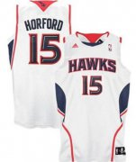 Wholesale Cheap Atlanta Hawks #15 Al Horford White Swingman Jersey