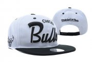 Wholesale Cheap NBA Chicago Bulls Snapback Ajustable Cap Hat YD 03-13_01