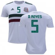 Wholesale Cheap Mexico #5 D.Reyes Away Kid Soccer Country Jersey