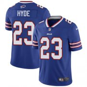 Wholesale Cheap Nike Bills #23 Micah Hyde Royal Blue Team Color Youth Stitched NFL Vapor Untouchable Limited Jersey