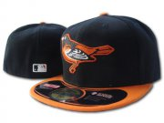Wholesale Cheap Baltimore Orioles fitted hats 03