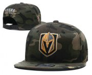 Wholesale Cheap Vegas Golden Knights Snapback Ajustable Cap Hat 4