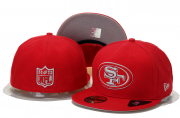 Wholesale Cheap San Francisco 49ers fitted hats13