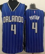 Wholesale Cheap Orlando Magic #4 Elfrid Payton Blue Swingman Jersey