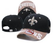 Wholesale Cheap New Orleans Saints Snapback Ajustable Cap Hat TX