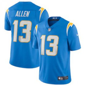 Wholesale Cheap Los Angeles Chargers #13 Keenan Allen Men\'s Nike Powder Blue 2020 Vapor Limited Jersey