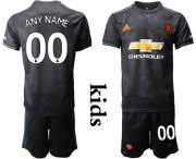 Wholesale Cheap Manchester United Personalized Third Kid Soccer Club Jersey