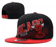 Wholesale Cheap NBA Chicago Bulls Snapback Ajustable Cap Hat DF 03-13_52