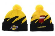 Wholesale Cheap Los Angeles Lakers Beanies YD010
