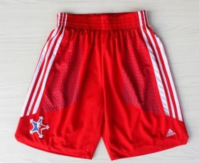Wholesale Cheap 2014 NBA All-Stars Red Short