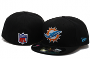 Wholesale Cheap Miami Dolphins fitted hats 08