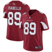 Wholesale Cheap Nike Cardinals #89 Andy Isabella Red Team Color Men's Stitched NFL Vapor Untouchable Limited Jersey