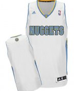 Wholesale Cheap Denver Nuggets Blank White Swingman Jersey