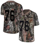 Wholesale Cheap Nike Giants #76 Nate Solder Camo Men's Stitched NFL Limited Rush Realtree Jersey
