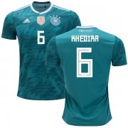 Wholesale Cheap Germany #6 Khedira Away Kid Soccer Country Jersey