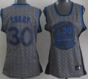 Wholesale Cheap Golden State Warriors #30 Stephen Curry Static Fashion Womens Jersey