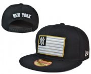 Wholesale Cheap MLB New York Yankees Marvel Adjustable Snapback LH ID-W2345