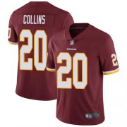 Wholesale Cheap Nike Redskins #20 Landon Collins Burgundy Red Team Color Youth Stitched NFL Vapor Untouchable Limited Jersey