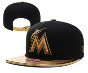 Wholesale Cheap Miami Marlins Snapbacks YD001