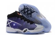 Wholesale Cheap Air Jordan 30 XXX Shoes Blue star/black-gray