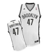Wholesale Cheap Brooklyn Nets #47 Andrei Kirilenko White Swingman Jersey