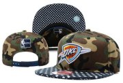 Wholesale Cheap Oklahoma City Thunder Snapbacks YD012