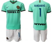 Wholesale Cheap Inter Milan #1 Handanovic Away Soccer Club Jersey