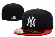 Wholesale Cheap New York Yankees fitted hats 01