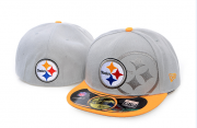 Wholesale Cheap Pittsburgh Steelers fitted hats 07