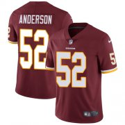 Wholesale Cheap Nike Redskins #52 Ryan Anderson Burgundy Red Team Color Men's Stitched NFL Vapor Untouchable Limited Jersey