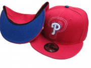 Wholesale Cheap Philadelphia Phillies fitted hats 03