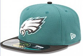Wholesale Cheap Philadelphia Eagles fitted hats 03