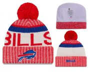 Wholesale Cheap NFL Buffalo Bills Logo Stitched Knit Beanies 005