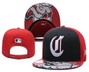 Wholesale Cheap Cincinnati Reds Snapback Ajustable Cap Hat YD