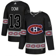 Wholesale Cheap Adidas Canadiens #11 Saku Koivu Black Authentic Classic Stitched NHL Jersey