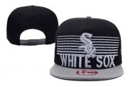 Wholesale Cheap MLB Chicago White Sox Snapback_18171