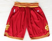Wholesale Cheap Cleveland Cavaliers Red Short