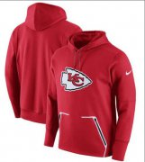 Wholesale Cheap Men's Kansas City Chiefs Nike Red Champ Drive Vapor Speed Pullover Hoodie