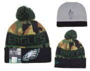 Wholesale Cheap Philadelphia Eagles Beanies YD013