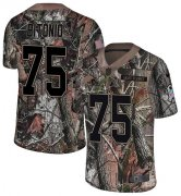 Wholesale Cheap Nike Browns #75 Joel Bitonio Camo Youth Stitched NFL Limited Rush Realtree Jersey