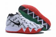 Wholesale Cheap Nike Kyrie 4 BHM White