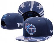 Wholesale Cheap NFL Tennessee Titans Stitched Snapback Hats 010