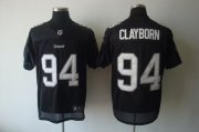 Wholesale Cheap Buccaneers #94 Adrian Clayborn Black Shadow Stitched NFL Jersey