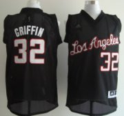 Wholesale Cheap Los Angeles Clippers #32 Blake Griffin Black Swingman Jersey