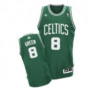 Wholesale Cheap Boston Celtics #8 Jeff Green Green Swingman Jersey