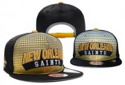 Wholesale Cheap New Orleans Saints Snapbacks YD009