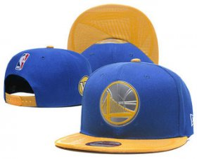 Wholesale Cheap Golden State Warriors Snapback Ajustable Cap Hat 9