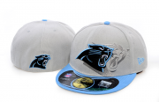 Wholesale Cheap Carolina Panthers fitted hats 10