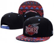 Wholesale Cheap NBA Houston Rockets Snapback Ajustable Cap Hat XDF 015