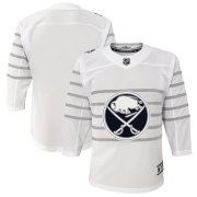 Wholesale Cheap Youth Buffalo Sabres White 2020 NHL All-Star Game Premier Jersey